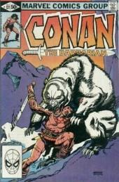 Conan the Barbarian Vol 1 (Marvel - 1970) -127- The snow haired woman of the wastes
