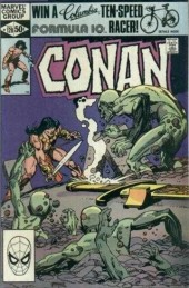 Conan the Barbarian Vol 1 (Marvel - 1970) -128- And life sprang forth from these
