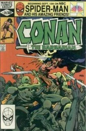 Conan the Barbarian Vol 1 (Marvel - 1970) -129- The creation quest!