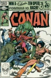 Conan the Barbarian Vol 1 (Marvel - 1970) -130- The quest ends!