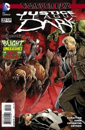 Justice League Dark (2011) -27- Forever Evil: Blight - Redemption