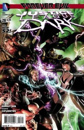 Justice League Dark (2011) -28- Forever Evil: Blight - Unholy Trinity