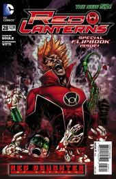 Red Lanterns (2011) -28- Red Alert, Part 2 of 2