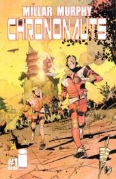 Chrononauts (2015) -11- Issue 1