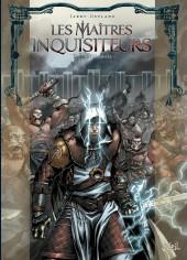 Les maîtres Inquisiteurs -2- Sasmaël