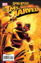 Ms. Marvel (2006) -37- The death of Ms. Marvel: conclusion
