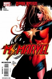 Ms. Marvel (2006) -39- Don't what Carol Danvers couldn't
