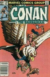 Conan the Barbarian Vol 1 (Marvel - 1970) -132- Games of Gharn