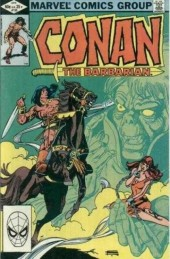 Conan the Barbarian Vol 1 (Marvel - 1970) -133- The witch of Windsor