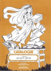 (Catalogues) Éditeurs, agences, festivals, fabricants de para-BD... - Catalogue 1977 - Glénat
