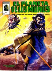 Planeta de los monos (El) (Vol.3) -5- numéro 5