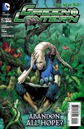 Green Lantern Vol.5 (DC Comics - 2011) -29- Shipping Out