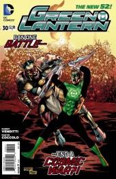 Green Lantern Vol.5 (DC Comics - 2011) -30- Death and Life