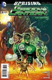 Green Lantern Vol.5 (DC Comics - 2011) -31- Urising, Part 1: Battle of Wills