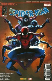 Spider-Man (Marvel France 5e série - 2015) -6- Spider-verse (1/4)