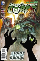 Green Lantern Corps (2011) -28- The Hunt Is On !