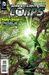Green Lantern Corps (2011) -29- Picking Sides