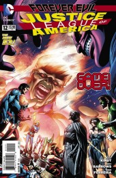 Justice League of America (2013) -12- Tick, Tick, Tick
