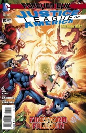 Justice League of America (2013) -13- It's All Behind You