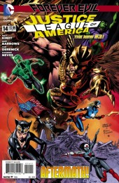 Justice League of America (2013) -14- Debrief