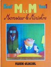 Monsieur le Ministre -1- Tome 1