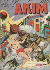 Akim (1re série) -115- Le mur magnétique
