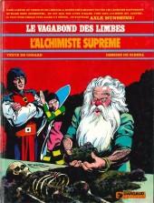 Le vagabond des Limbes -5a1982- L'alchimiste suprême