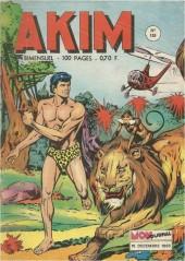 Akim (1re série) -155- Le point