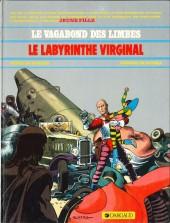 Le vagabond des Limbes -9a1989- Le labyrinthe virginal