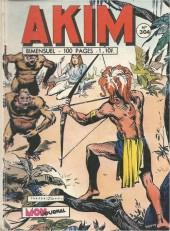 Akim (1re série) -304- L'homme à la cagoule noire