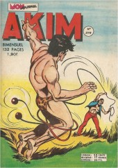 Akim (1re série) -379- L'irrésistible invasion