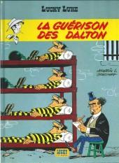 Lucky Luke -44Été- La Guérison des Dalton