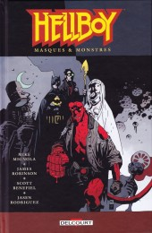 Hellboy (Delcourt) -14- Masques & monstres