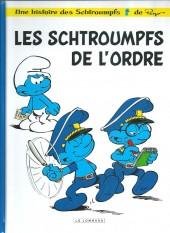 Les schtroumpfs -30Été- Les Schtroumpfs de l'ordre