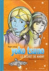 Yoko Tsuno -27TL- Le secret de Khâny - Esquisse d'une œuvre
