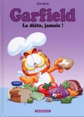 Garfield -7Été2015- La diète, jamais !