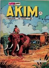 Akim (1re série) -337- Le feu sur la colline