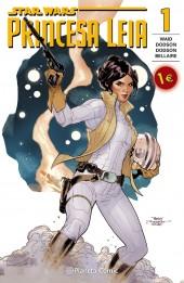 Princesa Leia -1- La Princesa Leia