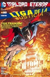 Liga de la Justicia (Nuevo Universo DC) -INT5- Maldad Eterna
