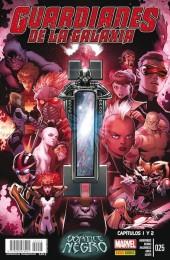 Guardianes de la galaxia (2013) -25- El Vórtice Negro Capítulos 1 y 2