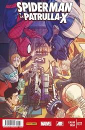 Lobezno y la Patrulla-X -37- Spiderman y La Patrulla-X. Capítulo 4