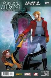 La nueva Patrulla-X -26- El Vórtice Negro Partes 3 y 4