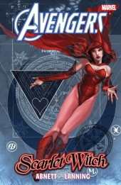 Avengers (The) (TPB) -INT- Scarlet Witch by Dan Abnett and Andy Lanning