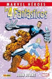 Marvel Héroes -60- Los 4 Fantásticos de John Byrne 2
