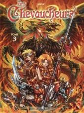 Les chevaucheurs -3- Le Réveil d'Adurag