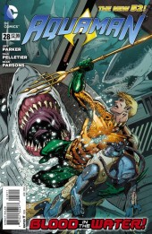 Aquaman (2011) -28- Triton