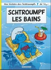 Les schtroumpfs -27Été- Schtroumpf les bains