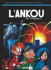 Spirou et Fantasio -27Été- L'Ankou