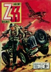 Z33 agent secret -47- La clef du paradis