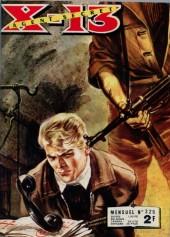 X-13 agent secret -325- Deux pennies la livre